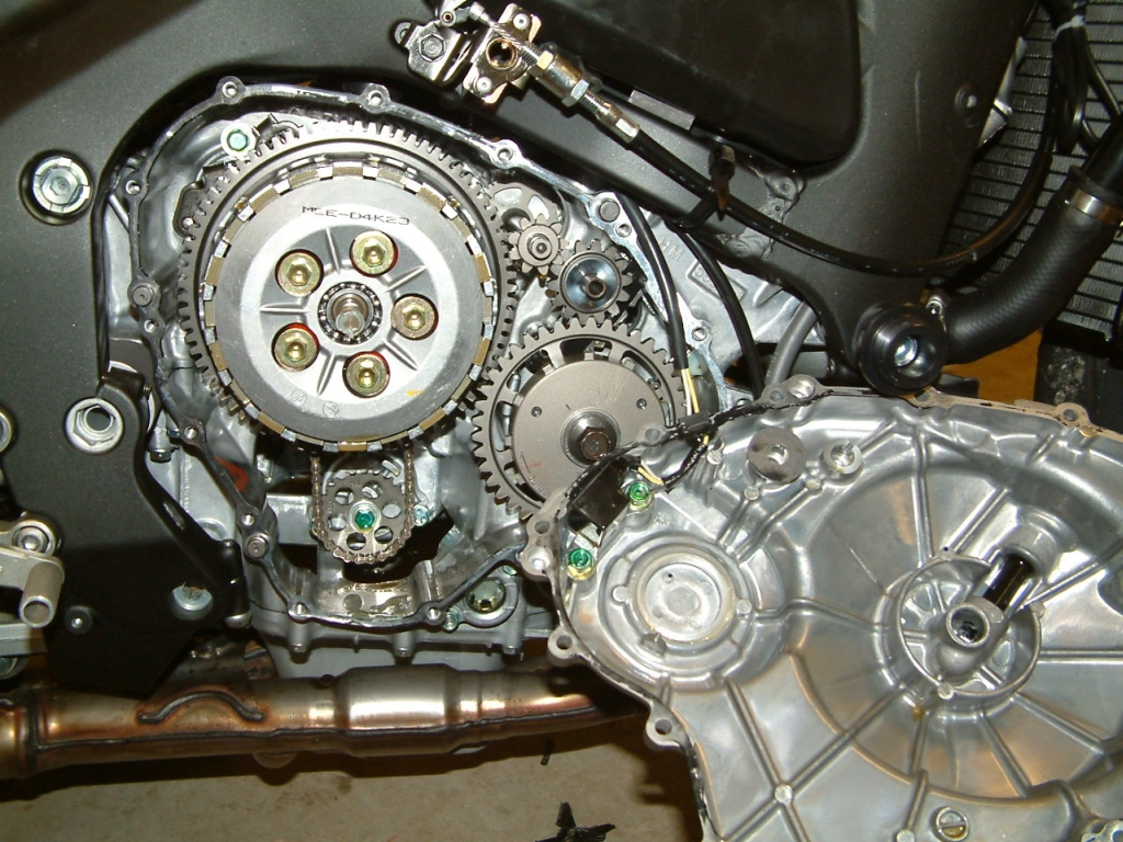 Honda Cbr600rr Product Review Yoyodyne Slipper Clutch